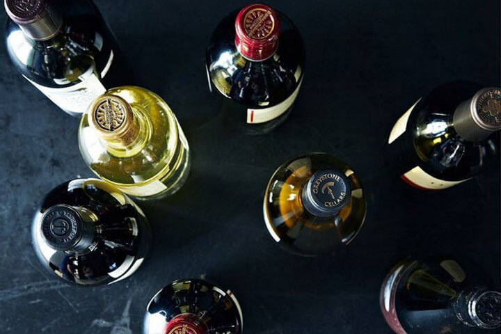 Wijndegustatie 'first edition'
